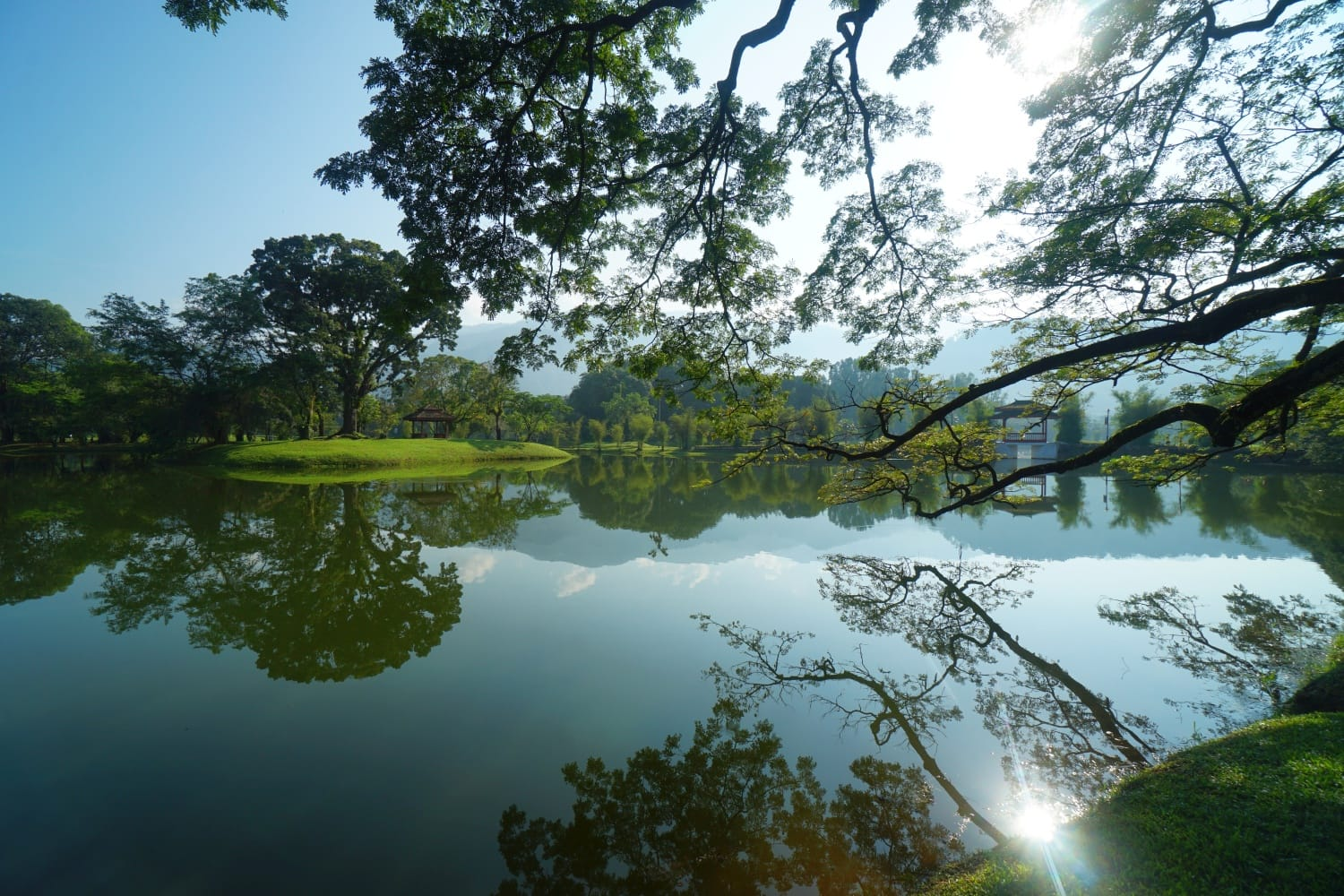 Park in Taiping