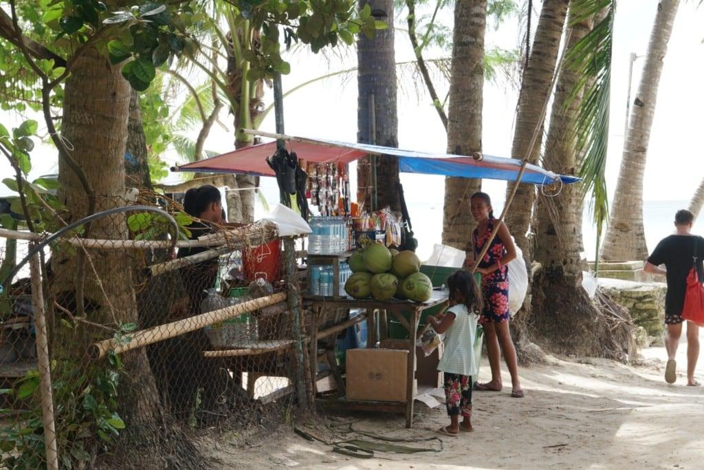 Schnorchelausrüstung Boracay