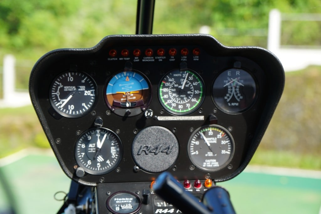 Steuergeräte Helikopter