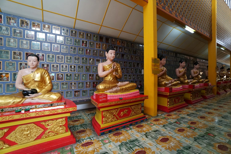 Tierkreiszeichen Wat Chaiyamangalaram