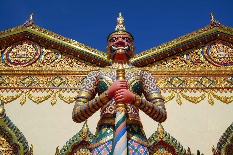 Wat Chaiyamangalaram Yaksha
