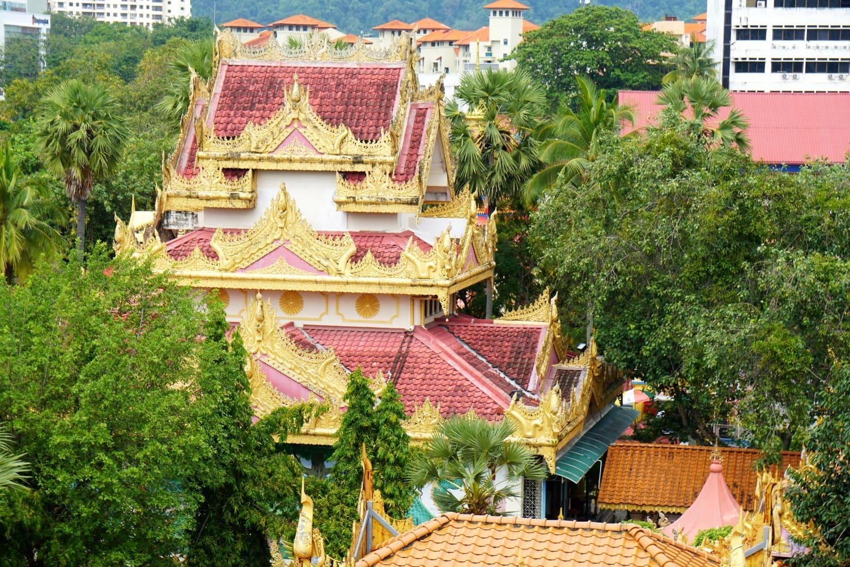 Dhammikarama Burmese Temple Georgetown