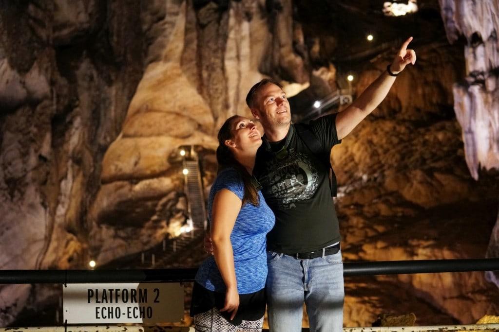 Fernschmecker Tempurung Höhle