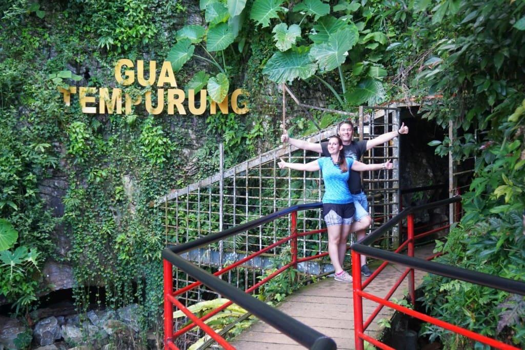 Gua Tempurung Eingang
