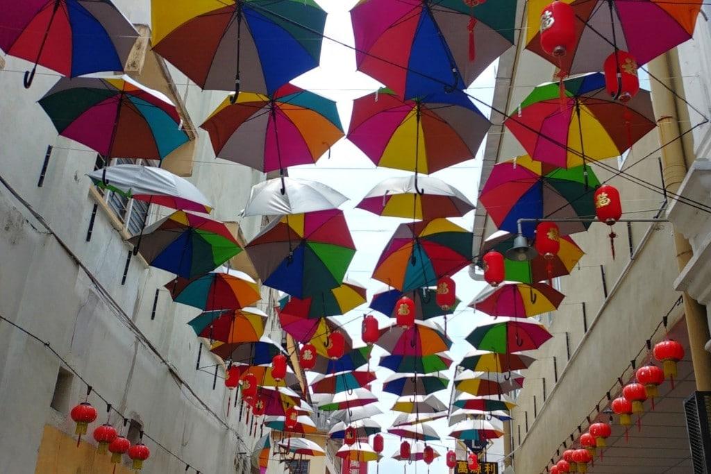 Regenschirme Ipoh