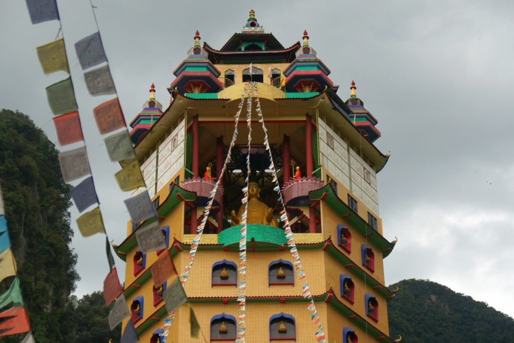 Tiebetan Temple Tambun