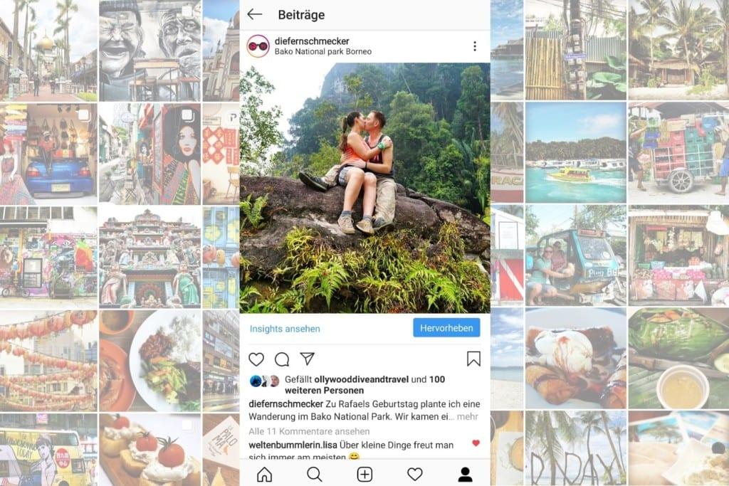 Fernschmecker Instagram