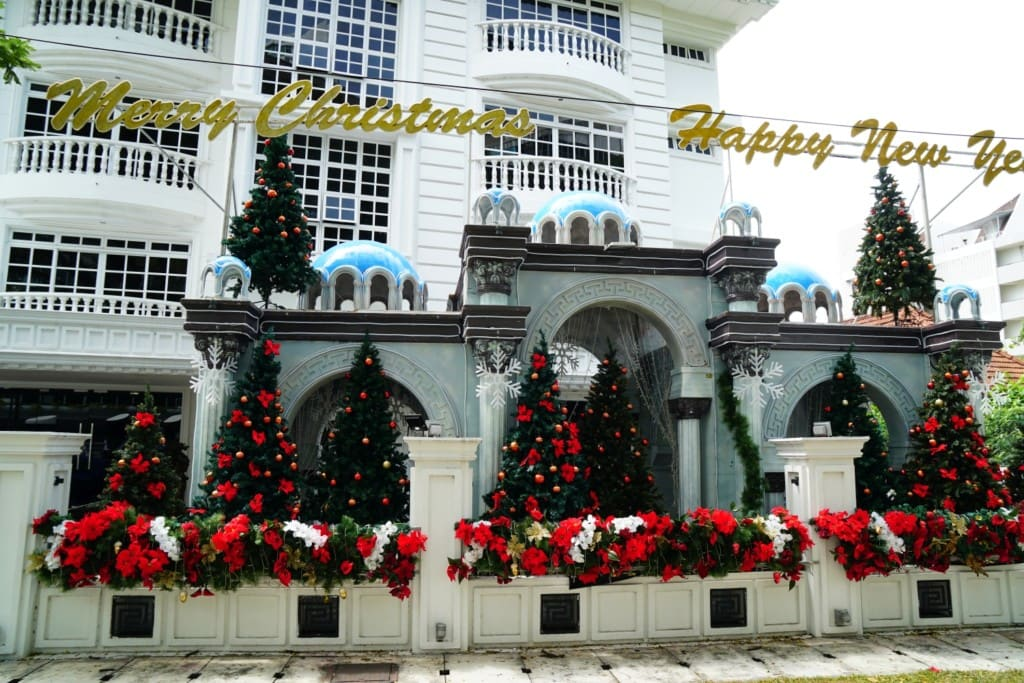 Merry Christmas in Malaysia