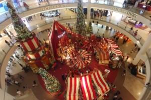 Weihnachten in Malaysia