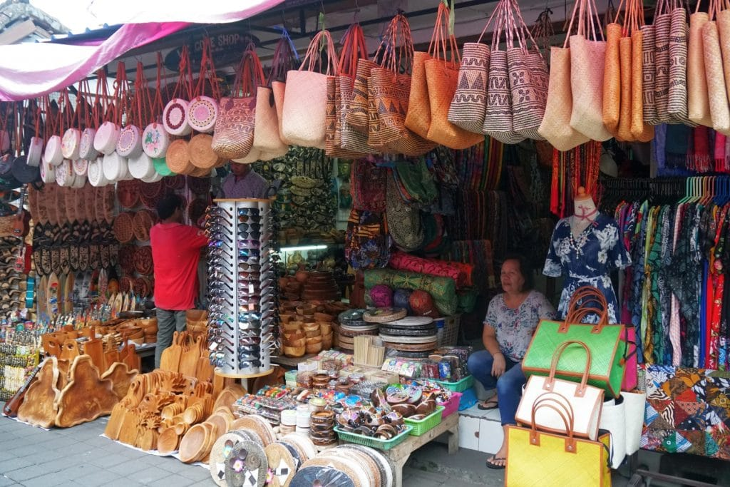 Souvenirshop Ubud
