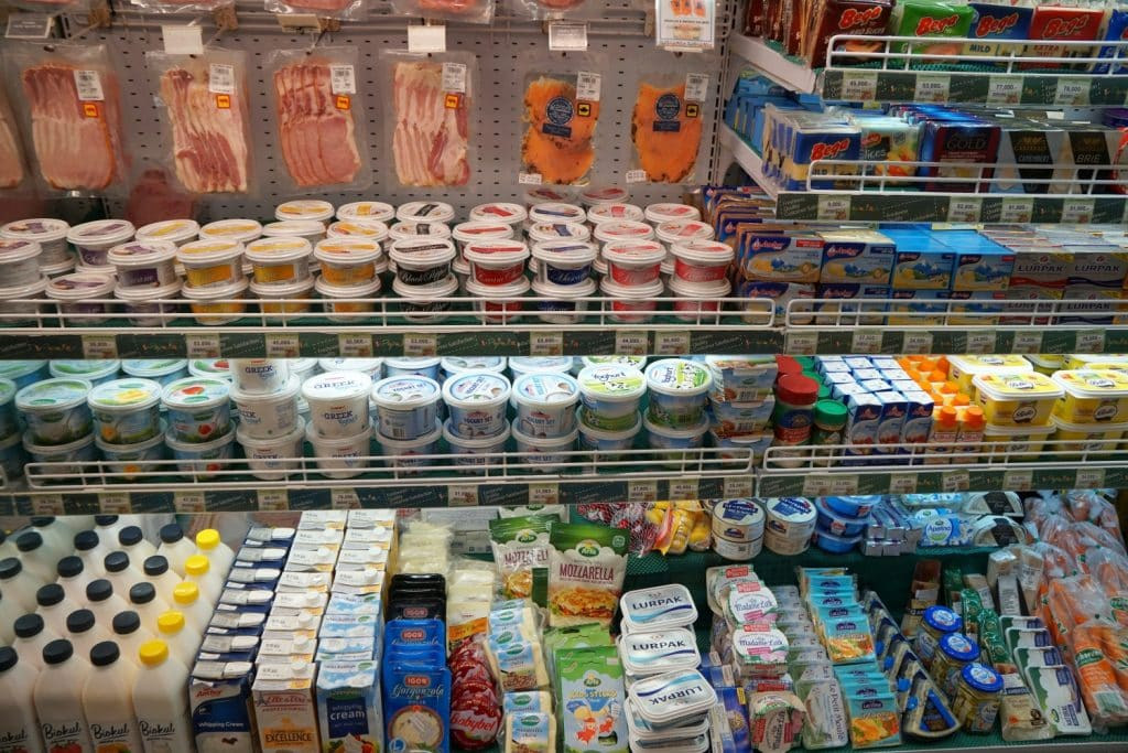 Supermarkt Sanur