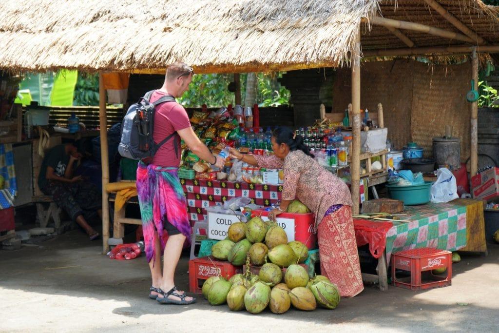 Trinkwasser Bali