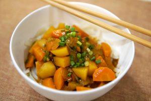 Curry Udon Rezept