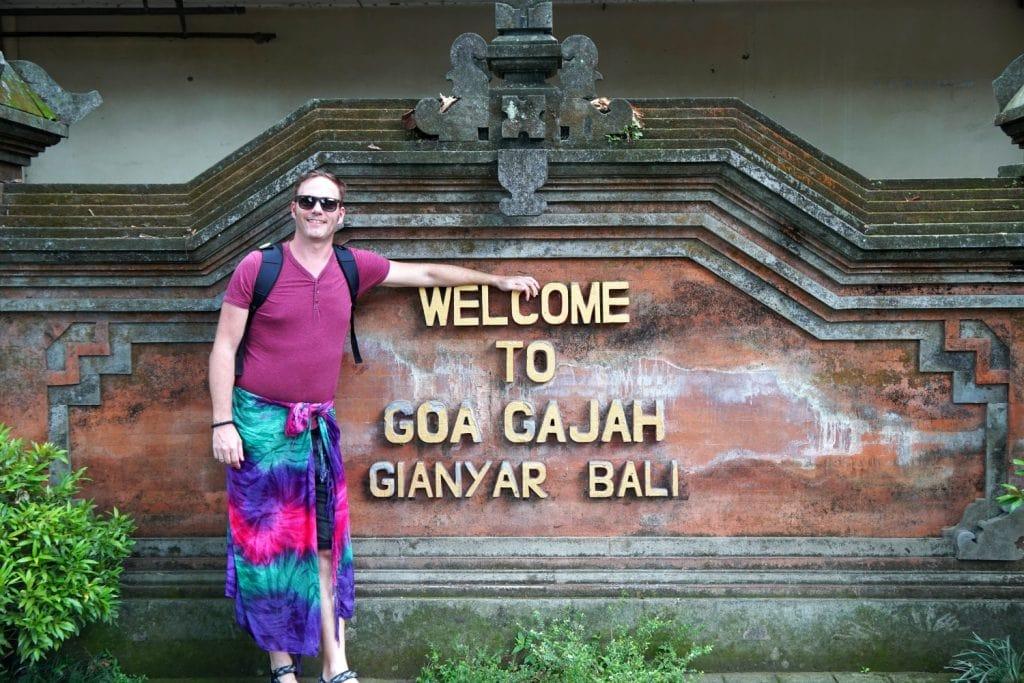Goa Gajah Sarong