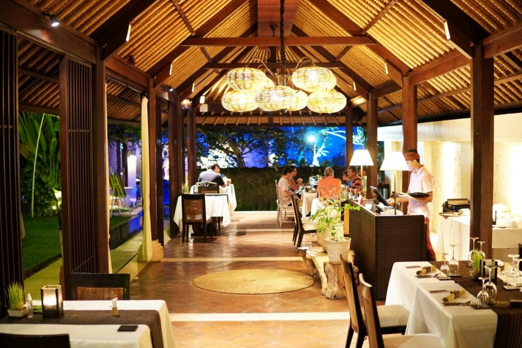 Gong Restaurant Sanur