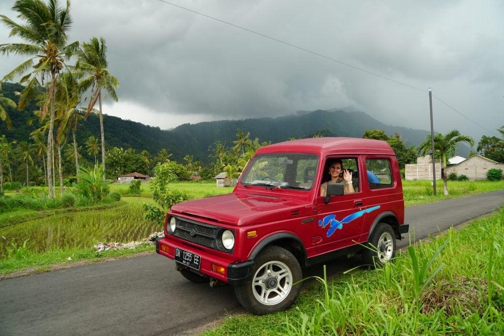 Mietauto Bali