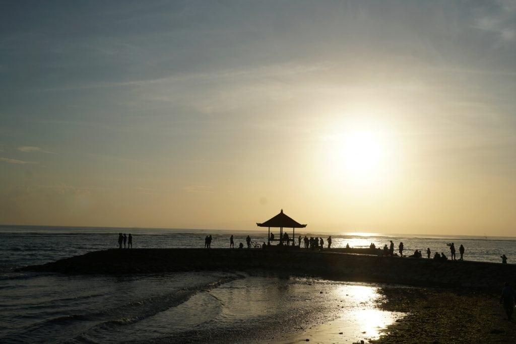 Strandpromenade Sanur