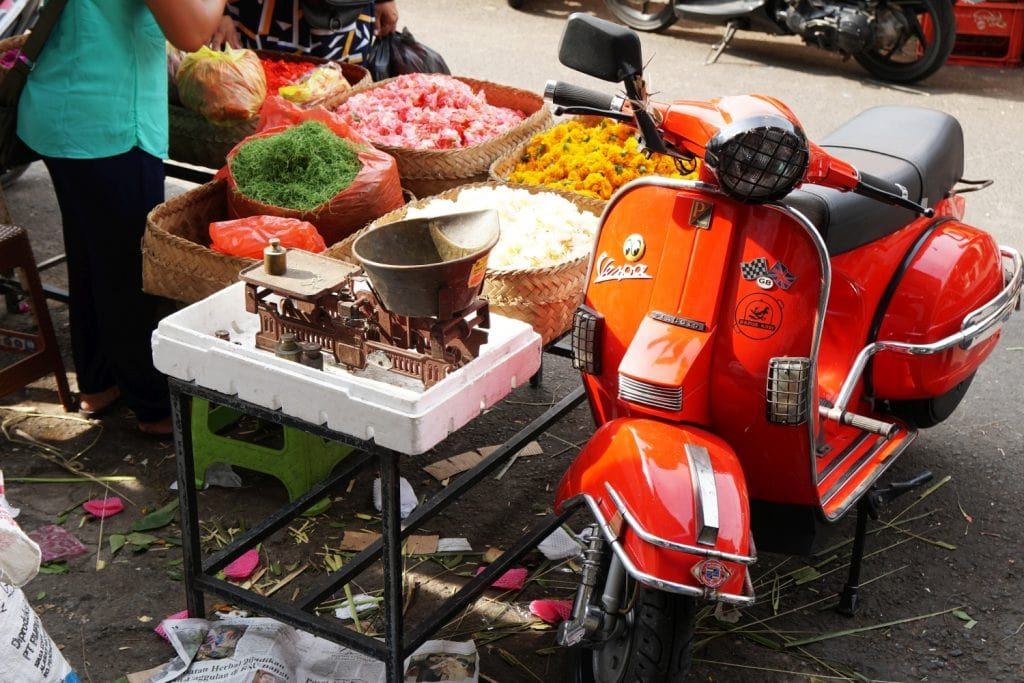 Sukawati Market Ubud