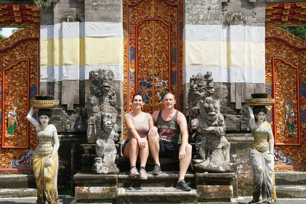 Tempel Bali Fernschmecker
