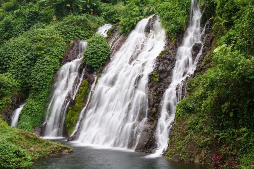 Tirta Buana Wasserfall