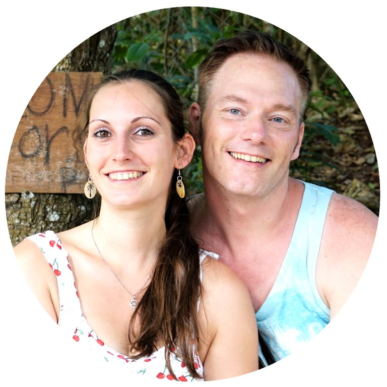 Fernschmecker Reise Blog Chrissi und Rafael