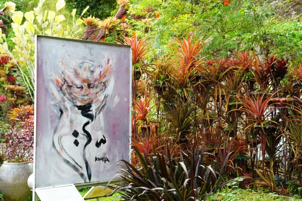 Penang Art and Garden Kunstwerk
