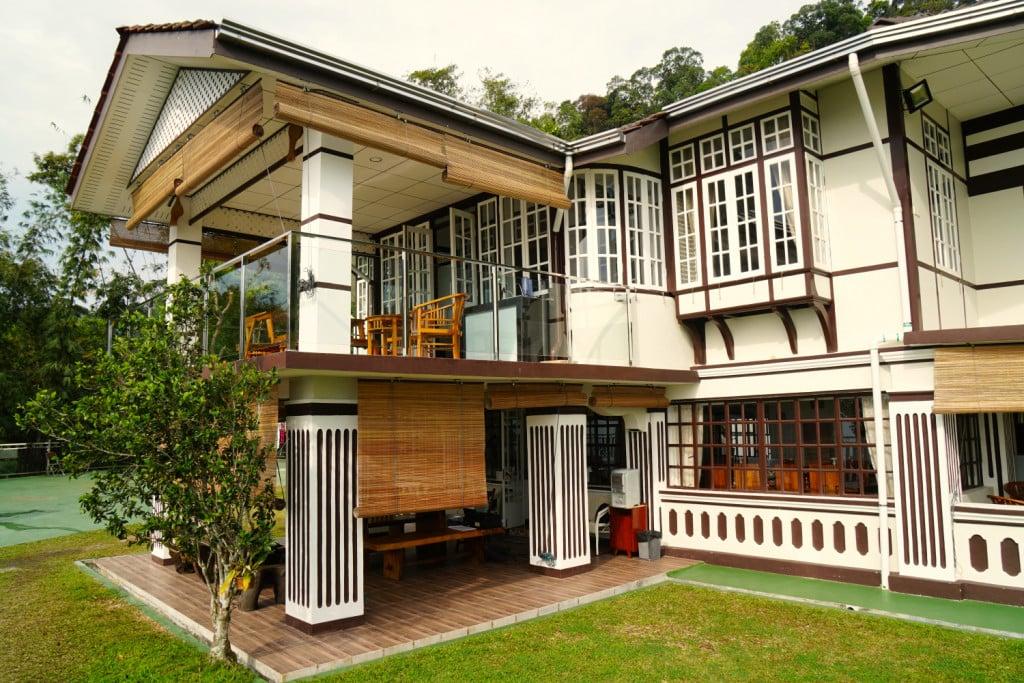 Hickory Hose Penang Hill