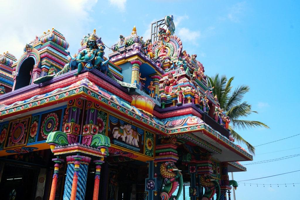 Hindu Tempel Penang Hill