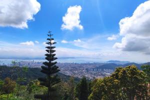Penang Hill Aussicht