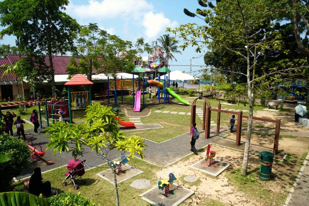 Penang Hill Spielplatz