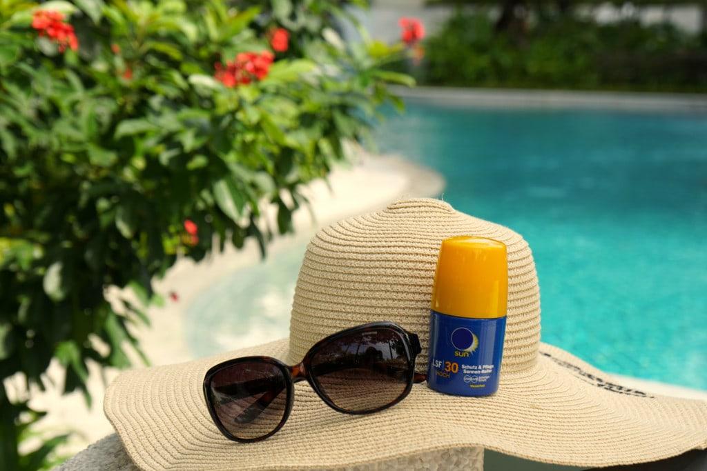 Sonnenschutz Reiseapotheke