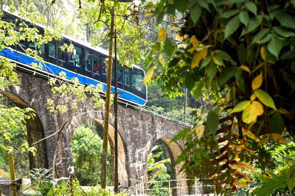 Standseilbahn Penang Hill