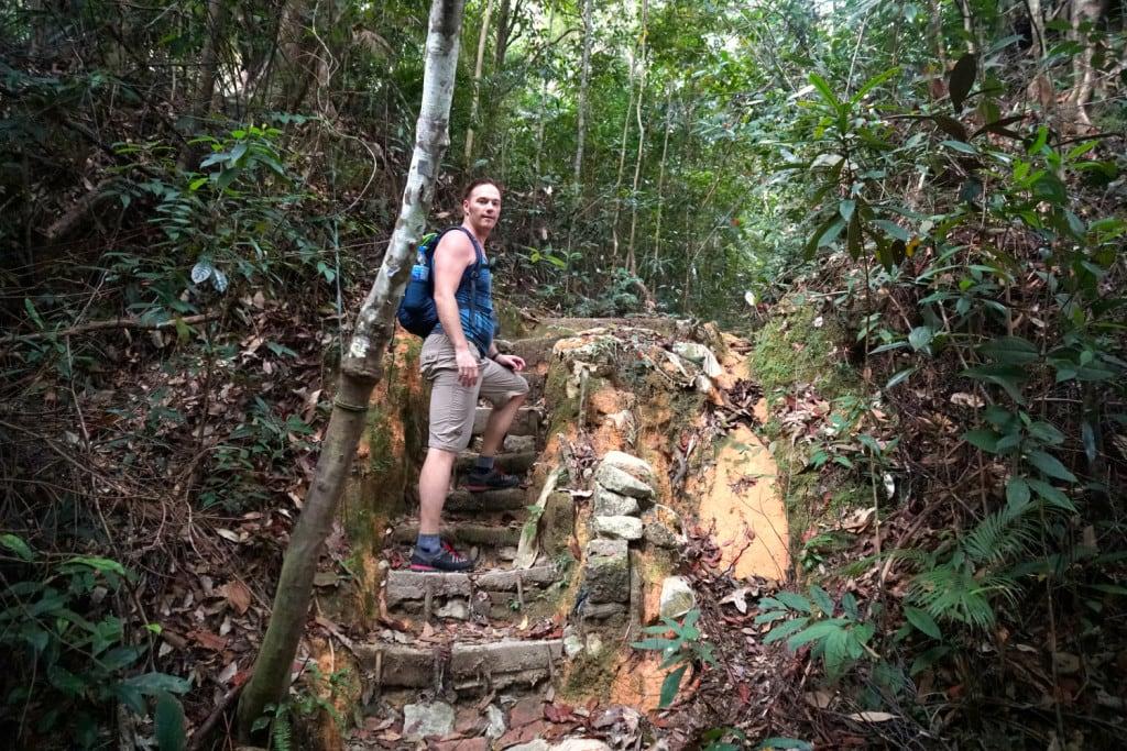 Wandern am Penang Hill