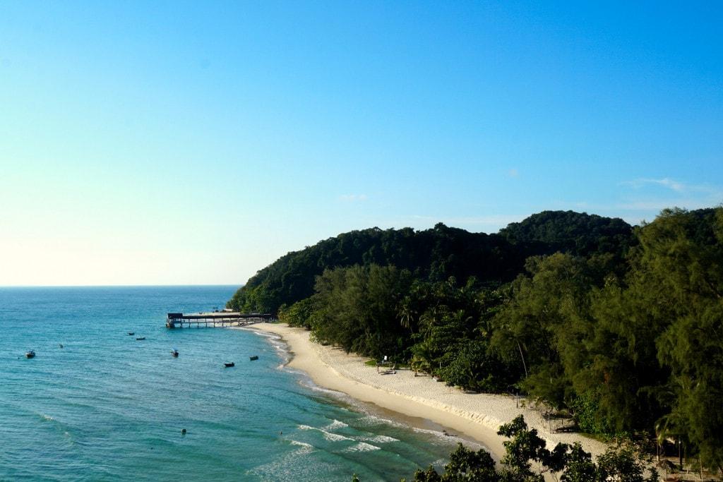 Pulau Kapas Jetty