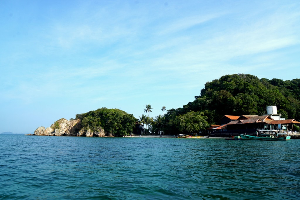 Pulau Gemia Resort