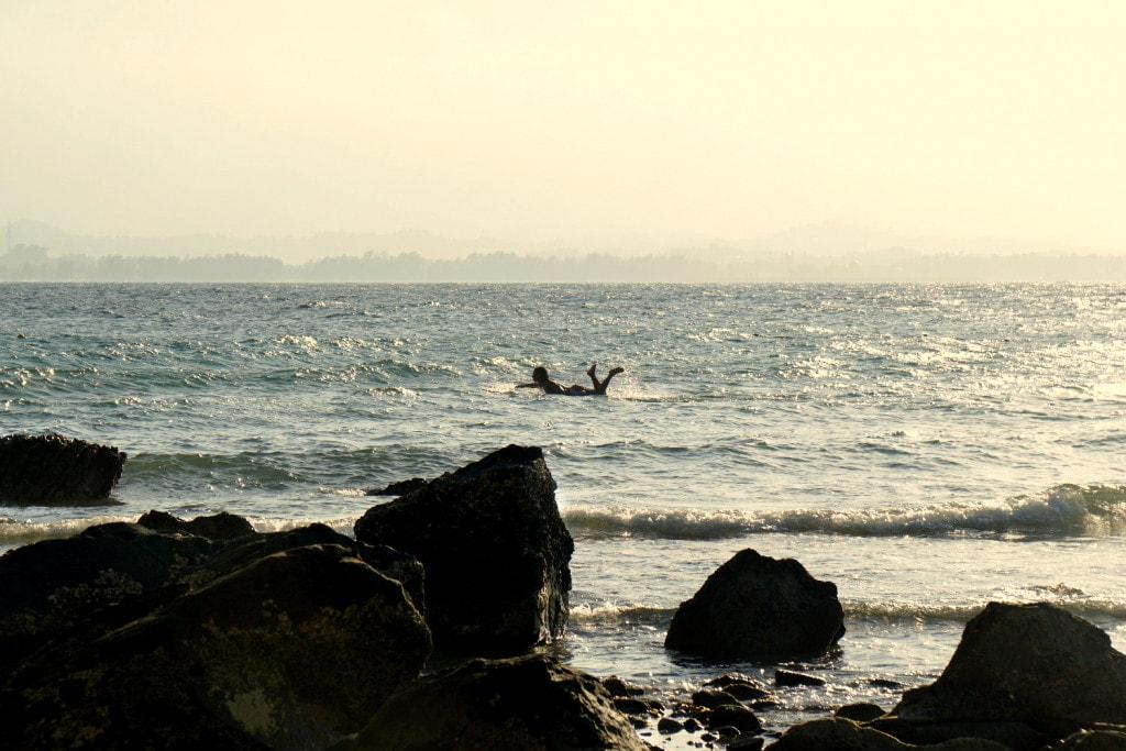 Surfen auf Pulau Kapas