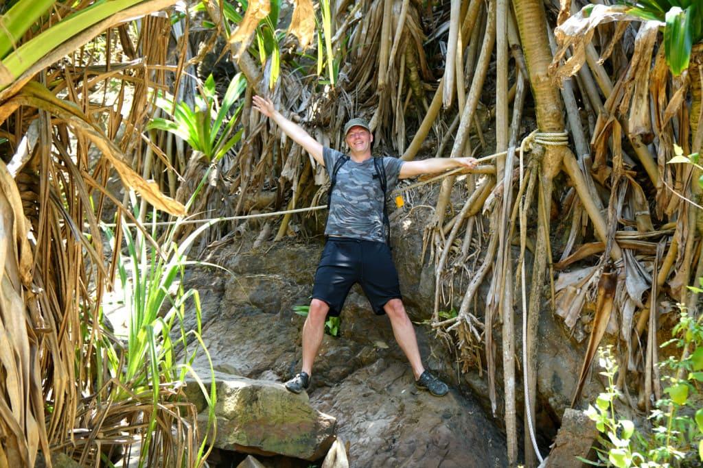 Wandern auf Pulau Kapas