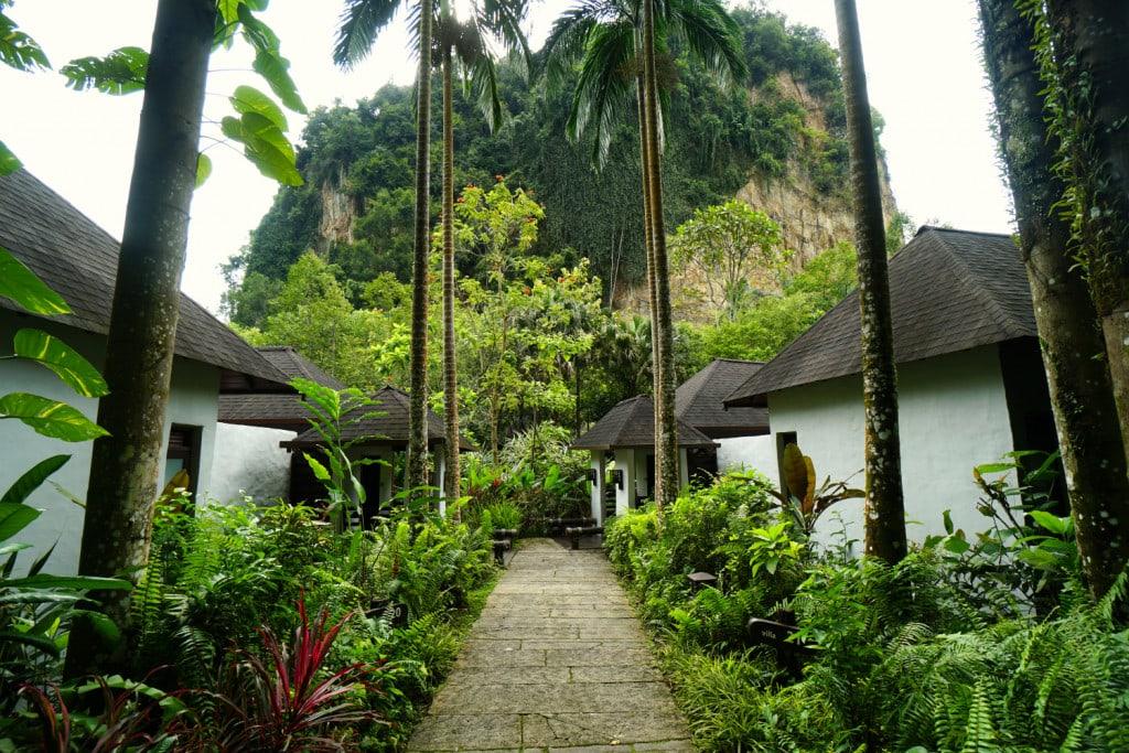 The Banjaran Lake Villa