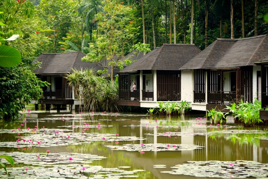 Lake Villa am Seerosenteich