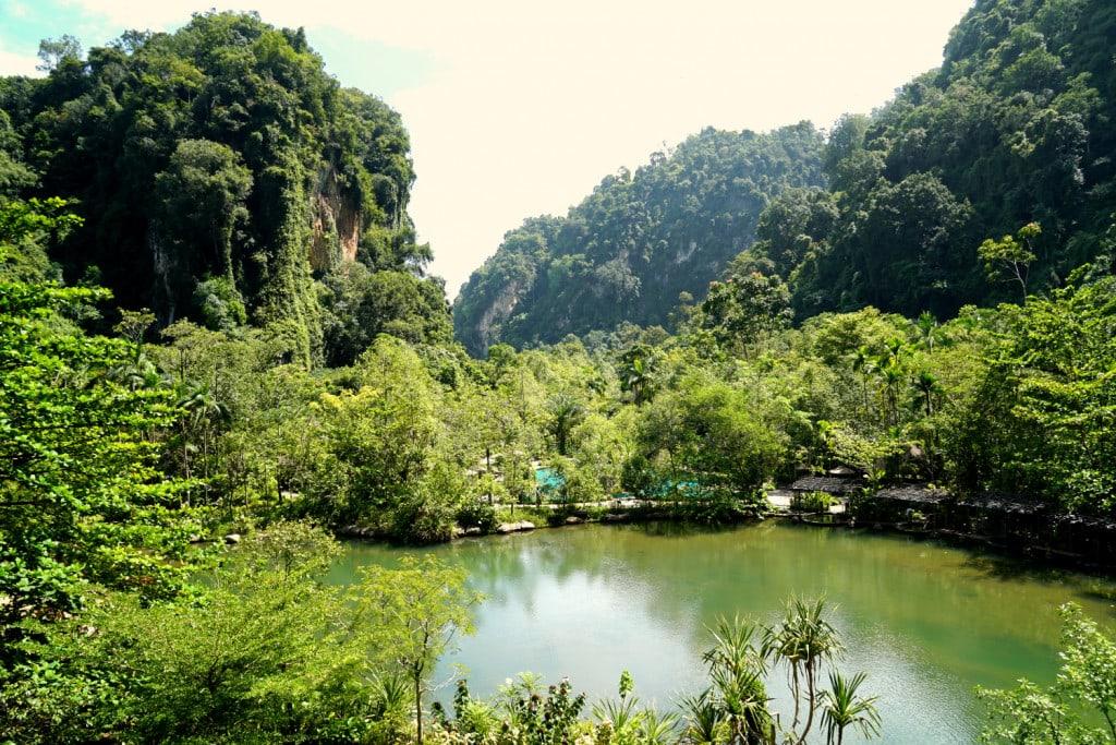 The Banjaran Ausblick