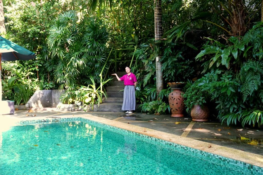 Rainfprest Villas Pool