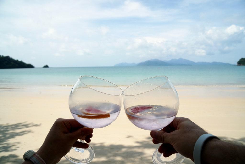 Teluk Datai Langkawi Gin Tonic