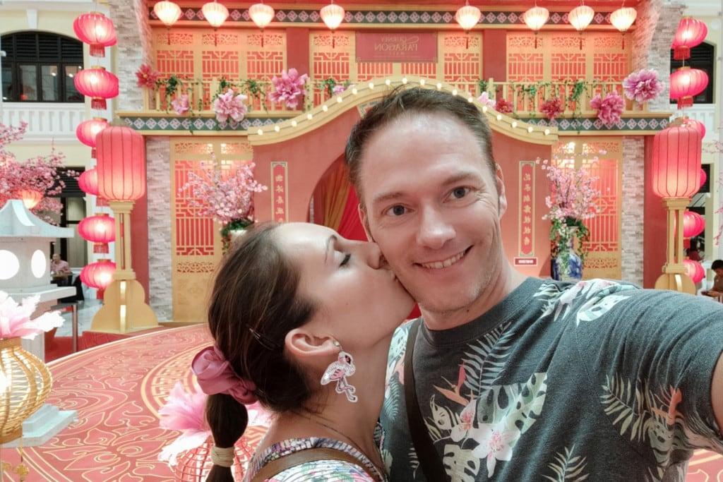 Chinese New Year Deko Penang