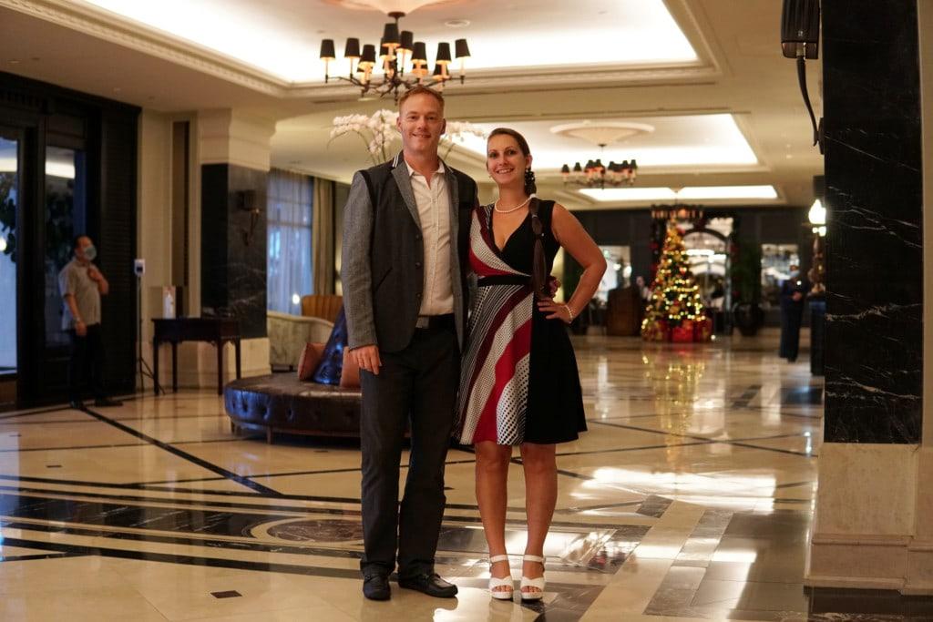 Silvester E and O Hotel Penang