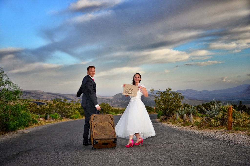 Christina und Rafael Millonigg - Just Married