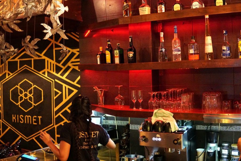 Kismet Restaurant in Ubud