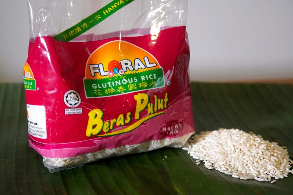 Klebreis Glutinous Rice