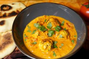 Indisches Kofta Curry Rezept