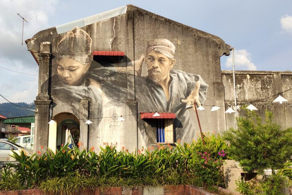 Streetart Balik Pulau